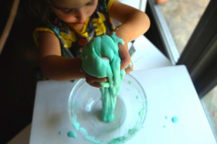 Homemade Slime!