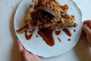 peanut butter icebox pie